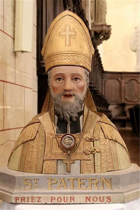 001 saint patern buste