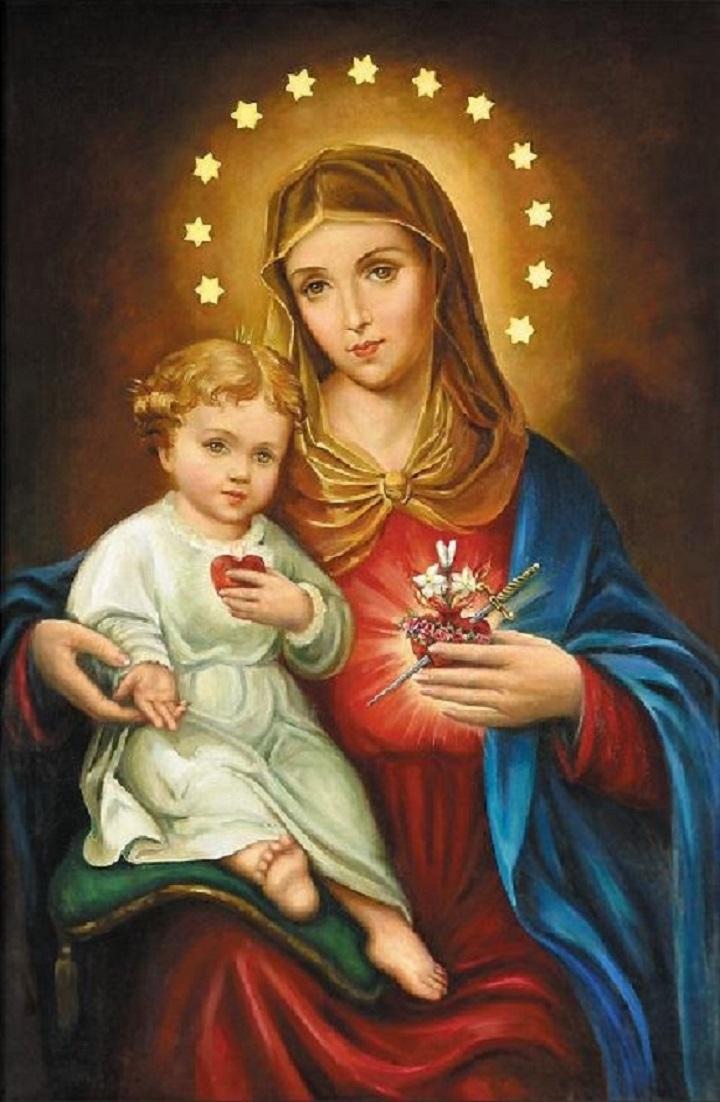 Favori Maternité Divine de La Très Sainte Vierge Marie (431-1931). Fête  LM28