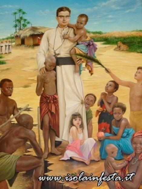 1 il beato francesco spoto sdp servo dei poveri2007 0916bendizionequadro0040 2
