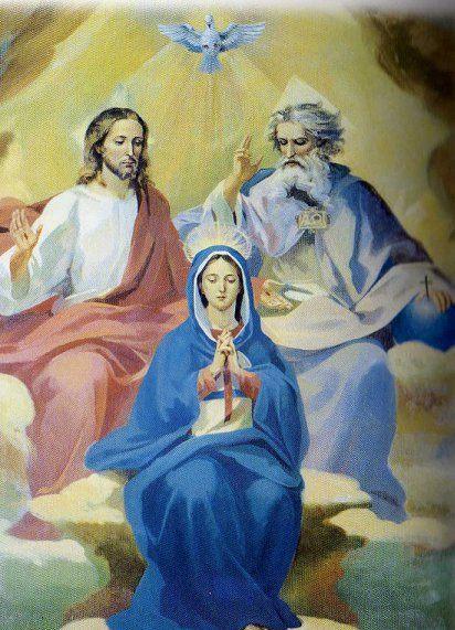 ++++Fête de L'Assomption de la Très Sainte Vierge Marie++++ 151018-481661071877223-503316370-n