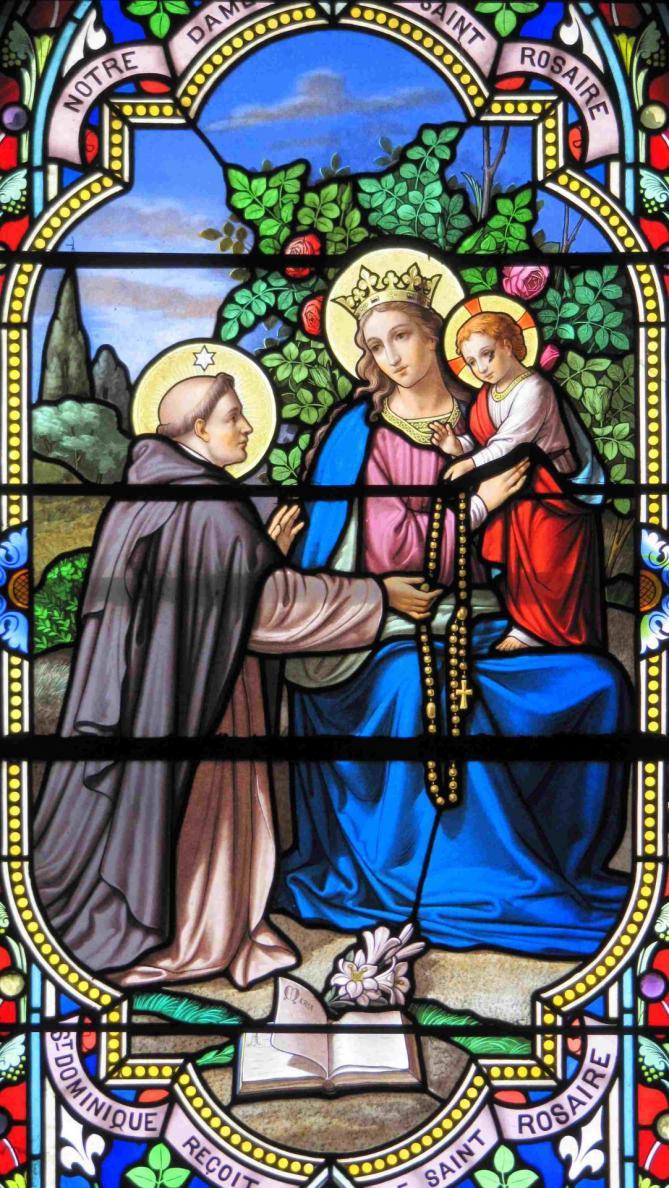 6 haut nd du rosaire tableau 14