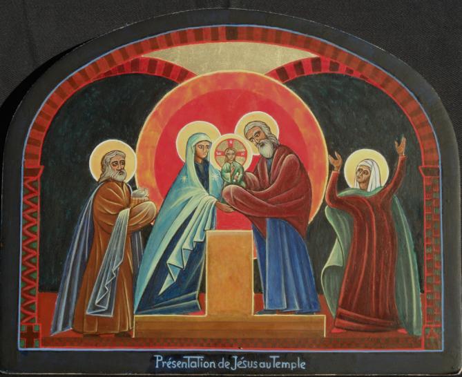 63 presentation de jesus au temple 1