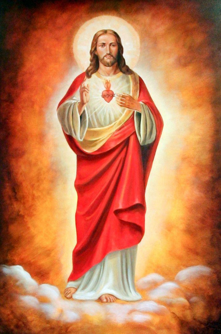 Solennite Du Sacre Cœur De Jesus Fete Le Vendredi 19 Juin 2020