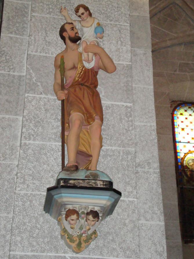 Accous pyr atl fr statue saint christophe 2