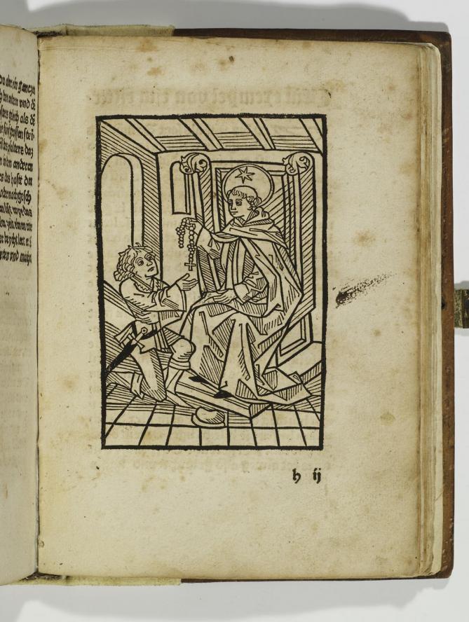 Alanus psalter 1492 h2