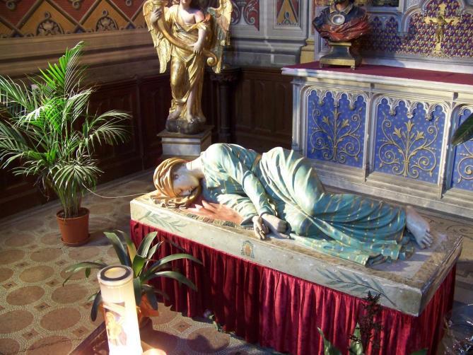 Albi sainte cecile martyre de sainte cecile 11