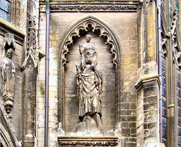 Amiens saint christophe