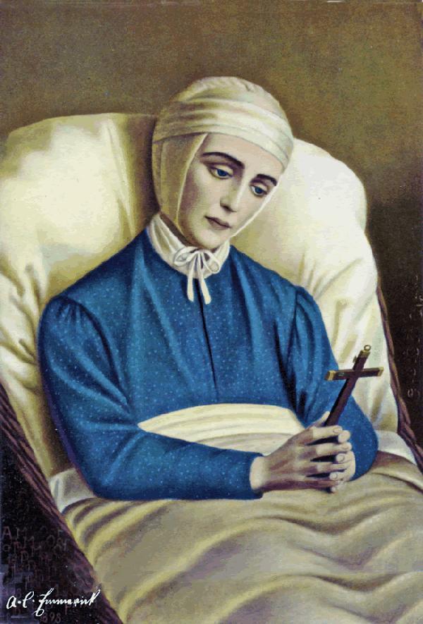 Anna katharina emmerick saint visionary 1