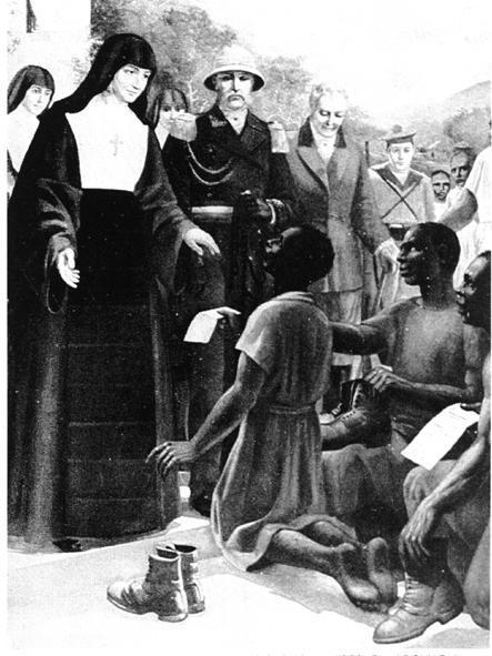Anne marie javouhey fondatrice de la congregation des s urs de saint joseph de cluny 1