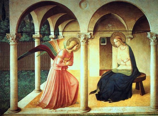 Annonciation fra angelico 1
