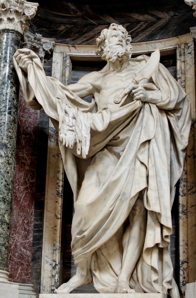 Bartholomaeus san giovanni in laterano 2006 09 07