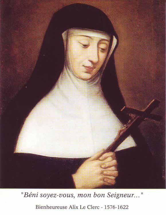 Beata alessia le clerc maria teresa di gesu 1