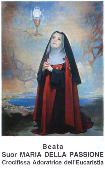 Beata maria della passione maria grazia tarallo a