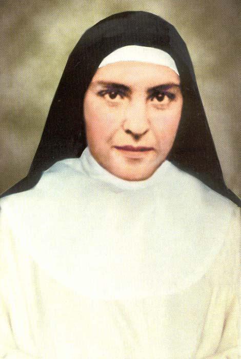 Beata maria gabriella sagheddu a