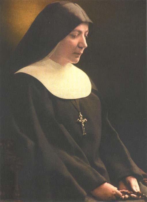 Beata maria karlowska c 1