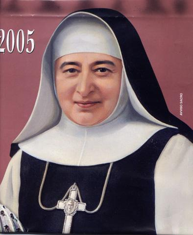 Beata maria pia mastena