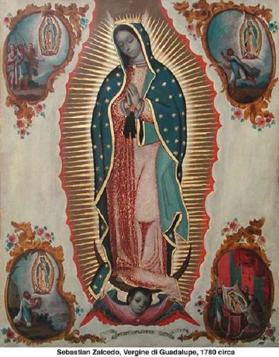 Beata maria vergine di guadalupe d 2