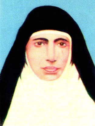 Beata mariam thresia chiramel mankidiyan