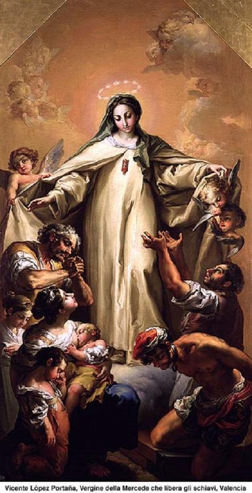 Beata vergine maria della mercede a 2