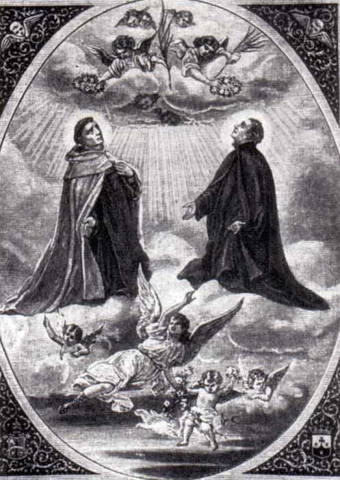 Beati dionigi dionisio della nativita pietro berthelot e redento della croce tommaso rodriguez d 2
