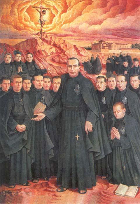 Beati martiri spagnoli passionisti di daimiel c