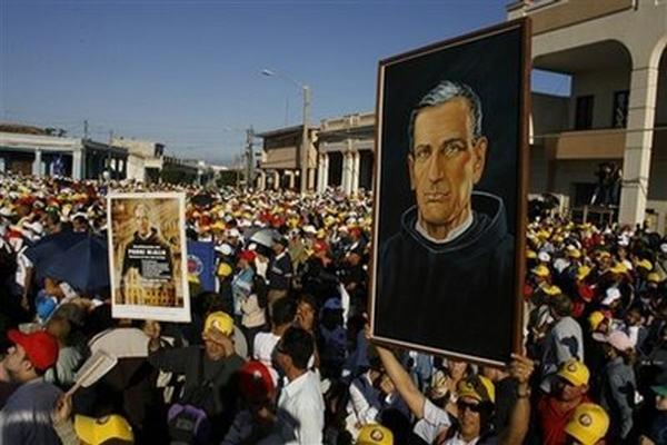 Beatification jose olallo valdes