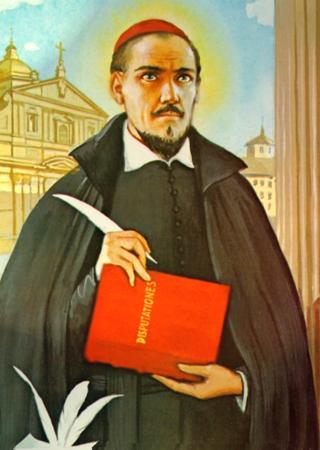 Saint Robert Bellarmin, Jésuite, Cardinal, Docteur de l