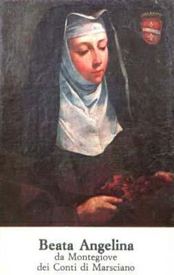 Bienheureuse angelina de corbara tiers ordre regulier de saint francois 1436