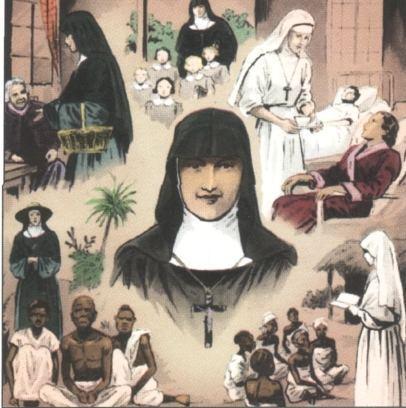 Bienheureuse anne marie javouhey fondatrice de la congregation des s urs de saint joseph de cluny 1