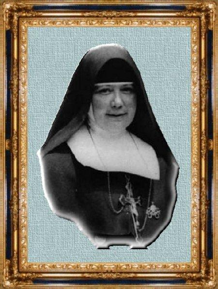 Bienheureuse nazaria ignacia marchi mesa religieuse fondatrice 1889 1944