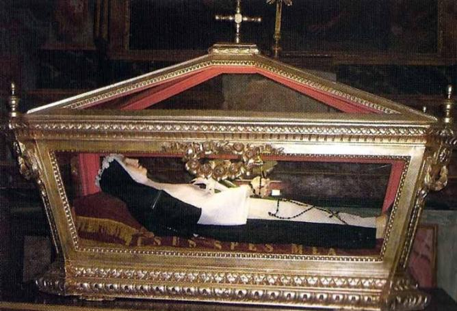 Bl catherine of racconigi tomb