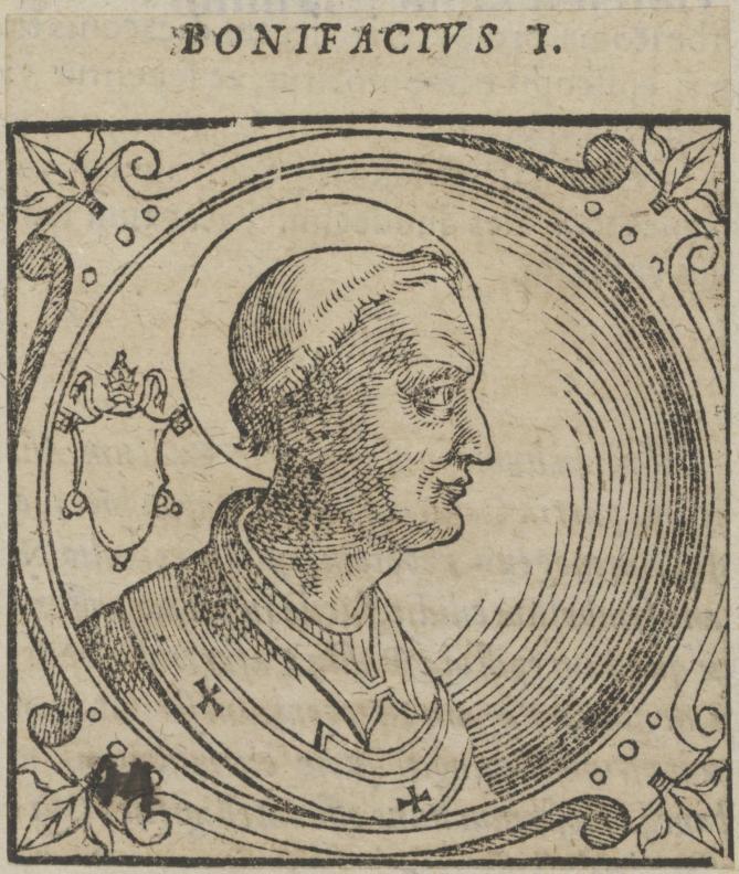 Bonifatius i