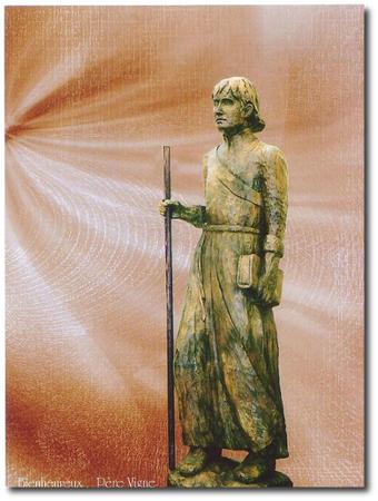 Bx pierre vigne pretre et fondateur de la congregation des s urs du saint sacrement 1670 1741
