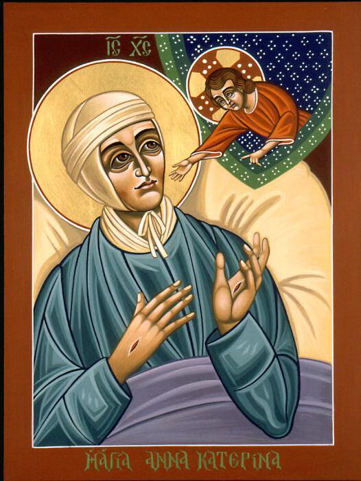 Catherine emmerich 1