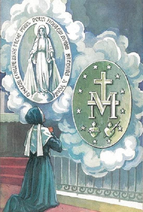 Catherine et la medaille miraculeuse 2 1