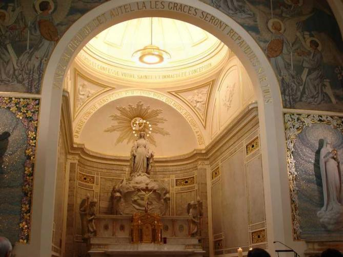 Chapelle rue du bac