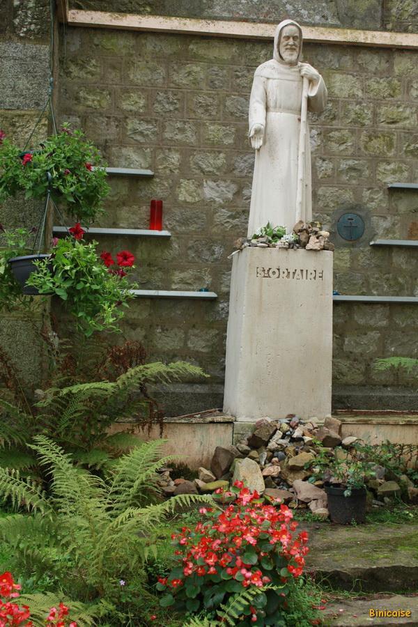 Chapelle statue st ortaire
