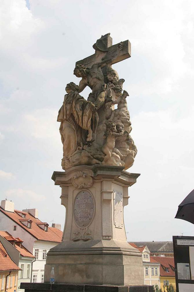 Charles bridge st luitgard s dream 2
