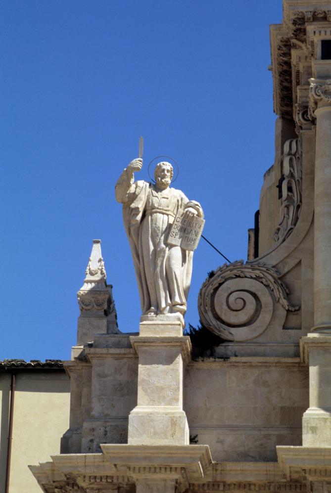Chiesa di san bartolomeo dettaglio