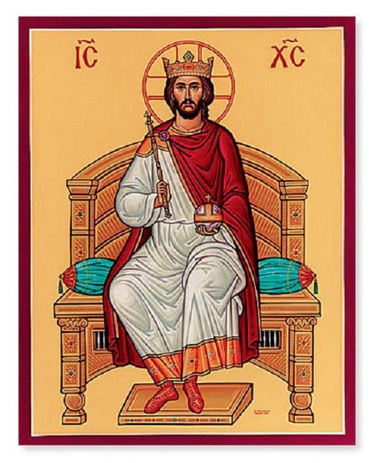 ✟Les Saints - Les Saintes du  Jour✟ - Page 18 Christroi2.2