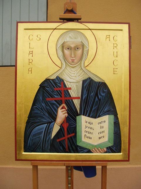 ✟Les Saints - Les Saintes du  Jour✟ Claire-montefalco12-1