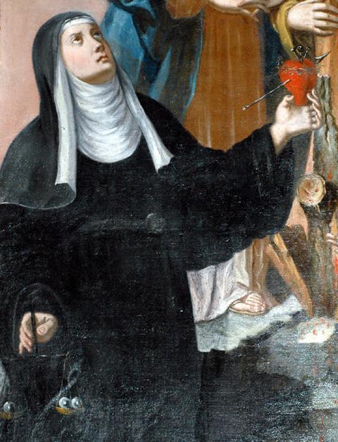 ✟Les Saints - Les Saintes du  Jour✟ Claire-montefalco3-1