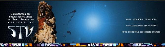 Congregation des s urs hospitalieres de saint thomas de villeneuve s t v 1