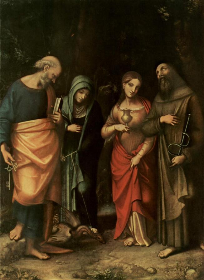 ✟Les Saints - Les Saintes du  Jour✟ - Page 18 Correggio-063
