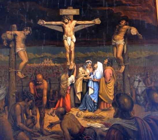 Croix ste marie madeleine saint michel greve