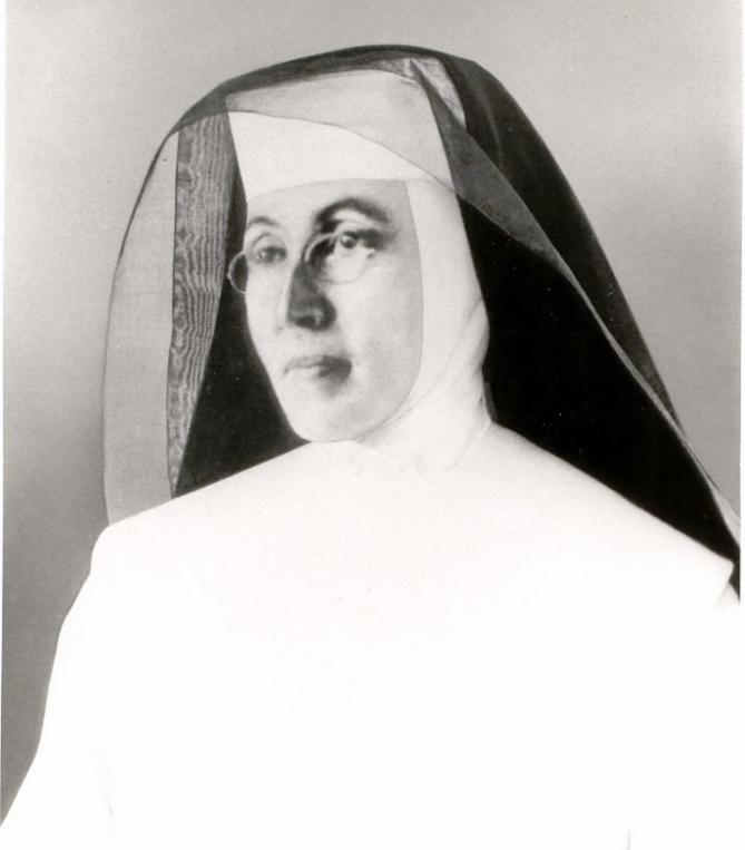 Delia tetreault nun