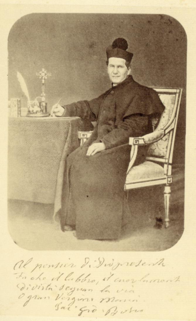 Don bosco scrittoe torino 1865 68