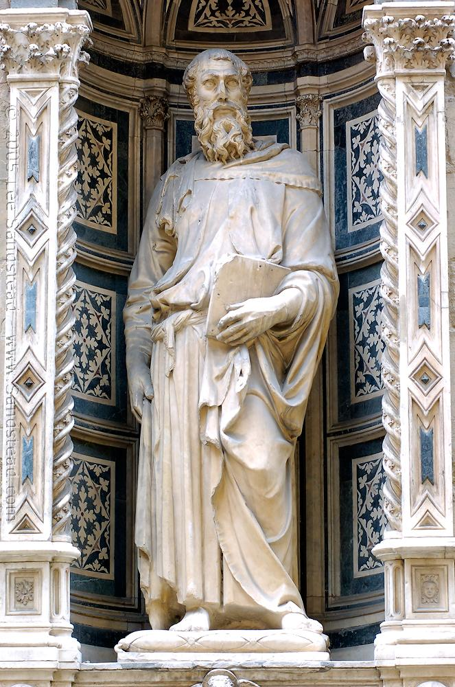 Donatello st mark 1411 13 orsanmichele source sandstead d2h 2