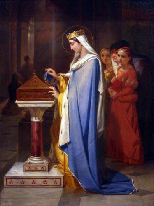 ✟Les Saints - Les Saintes du  Jour✟ - Page 18 Doze-elisabeth.2