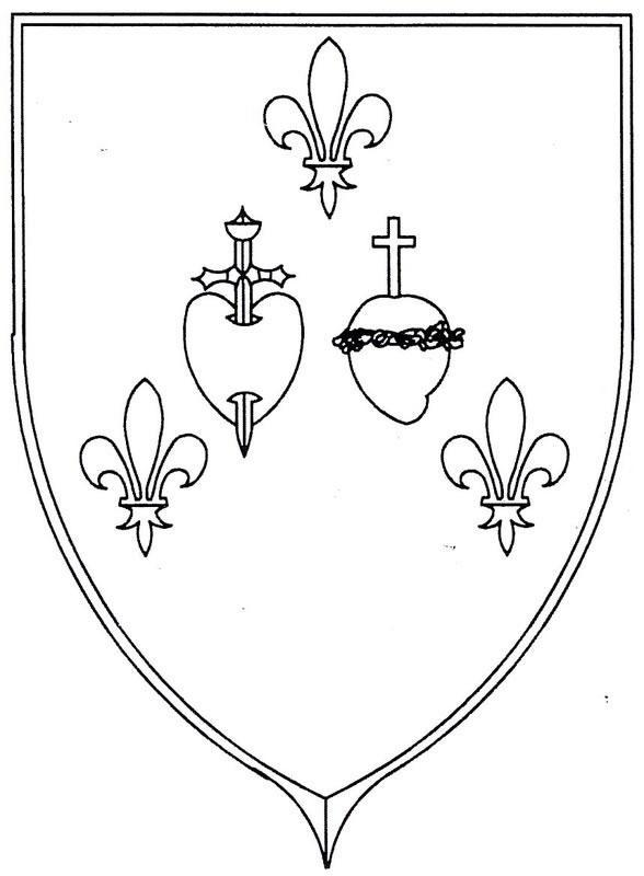 Etendard grand monarque